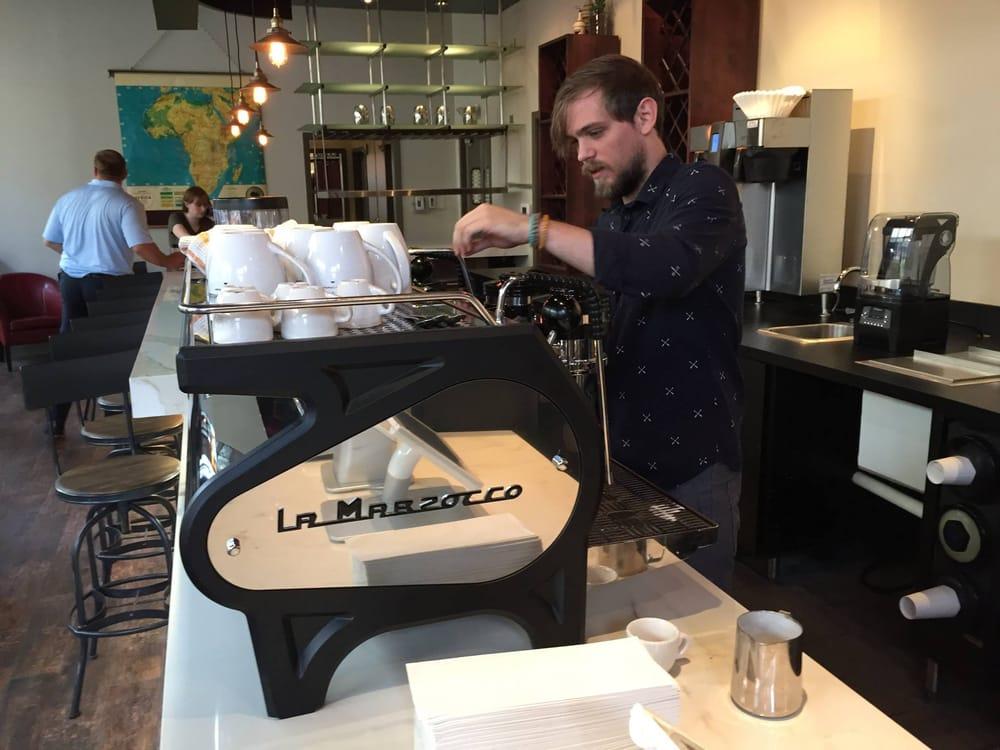 Coffee Cafes In Atlanta Ga