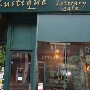 Literary Cafe Tufnell Park