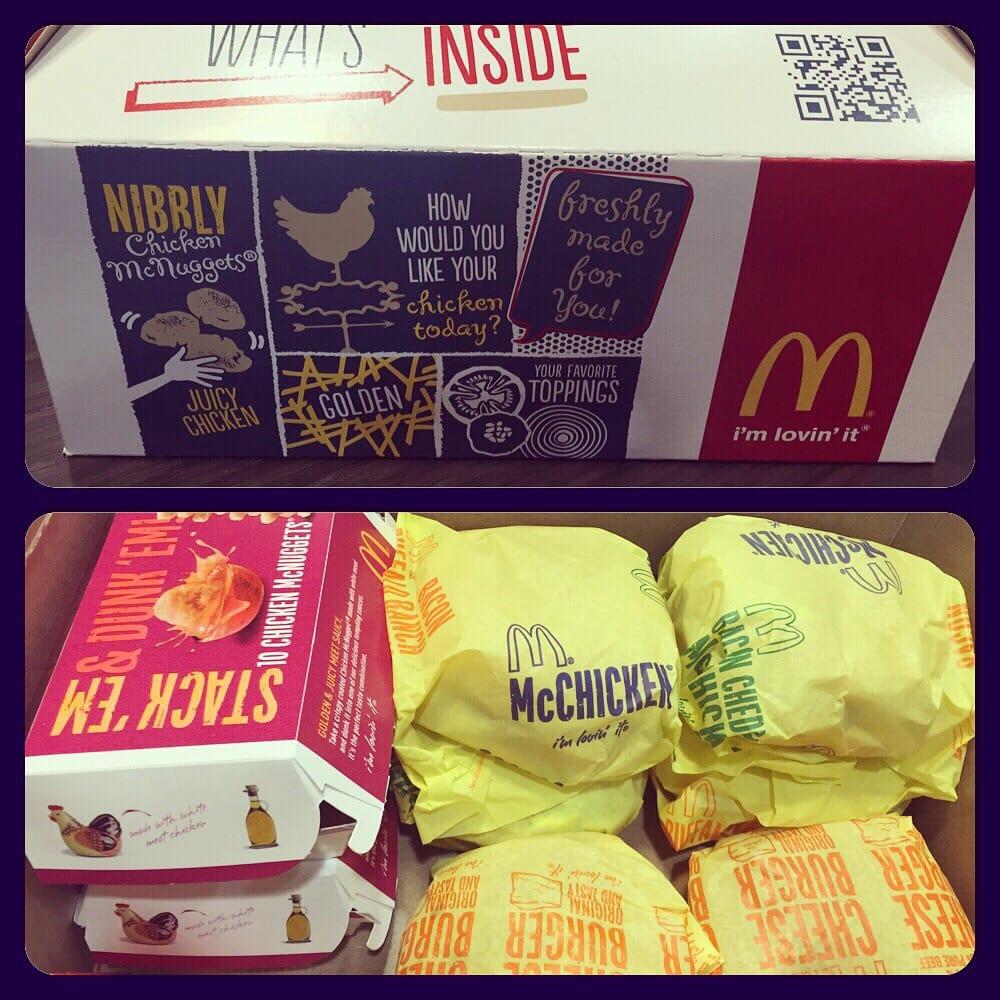 Mcdonalds Meal Deal $15 Meal Deal