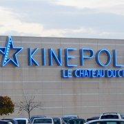 Kinépolis Le Chateau du Cinéma, Lomme, Nord