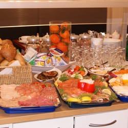 unser Frühstückssbuffet