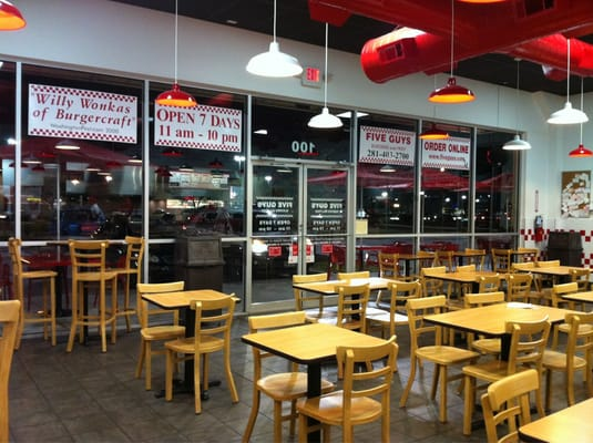missouri city guys Five guys: obnoxious service - see 15 traveler reviews, 4 candid photos, and great deals for kansas city, mo, at tripadvisor.