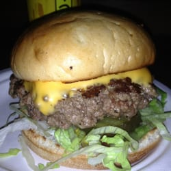 Lucky Chip Burger - photo by…