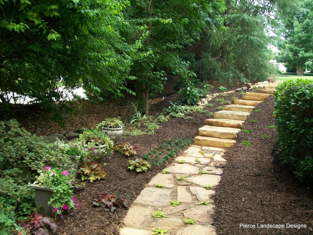 pierce landscape designs landscaping gainesville ga