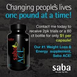 Saba ACE (Diet Pills) Appetite Control & Energy AMAZING - Pinterest