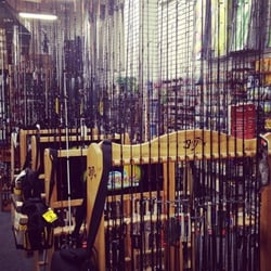 Capitol fishing tackle company outdoor gear midtown for Fishing store nyc
