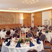 Der Saal für Ihre Feierlichkeiten