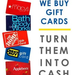 Selling gift cards for cash online / Pension Advance No Credit Checks