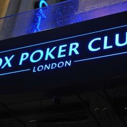 Fox Poker Club, London