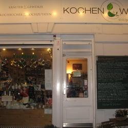 Kochen und Würzen, Berlin