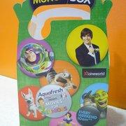 kids munchbox: only £3.25