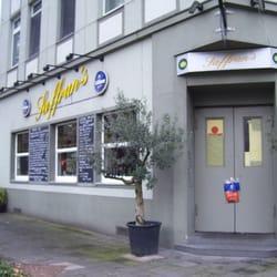 Saffrans, Düsseldorf, Nordrhein-Westfalen