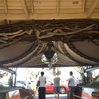 Mama's Fish House - The entrance is so pretty. - Paia, HI, Vereinigte Staaten
