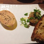 foie gras ... out. of. this. world.