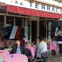 the terrace cafe bar fransk 83 bingley road shipley On the terrace cafe bar