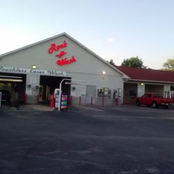 rock n wash car wash indianapolis in united states rock n wash on rockville road has. Black Bedroom Furniture Sets. Home Design Ideas
