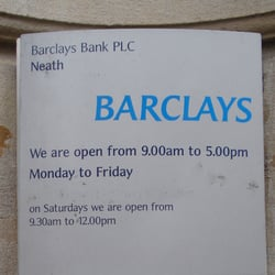 Barclays Bank, Neath