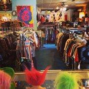 Vintage Used Clothing in Raleigh