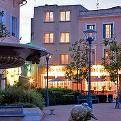 Hotel Pelisson, Nontron, Dordogne, France