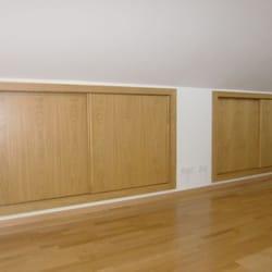 Cerramiento de huecos armarios en…