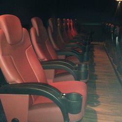 Chairs in cinema 13