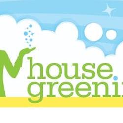 Housegreening logo