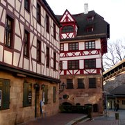 Albrecht-Dürer-Haus, Nürnberg, Bayern