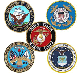 Courtesy Plumbing - San Diego, CA, États-Unis. Courtesy Plumbing of San Diego Offers military discounts to all branches, Semper Fi !