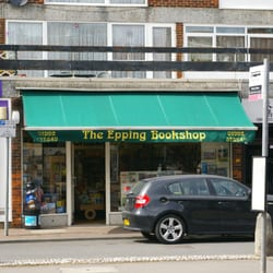 Epping Bookshop, Epping, Essex, UK