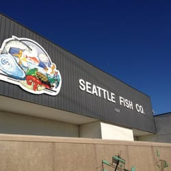 Seattle fish company park hill denver co yelp for Fishing store seattle