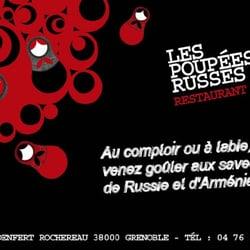 Les Poupées russes, Grenoble, France