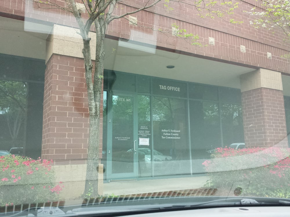 Fulton County Tag Office - Ministry of Transportation ...