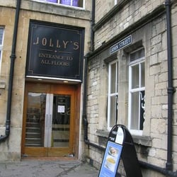 Jolly's, Bath