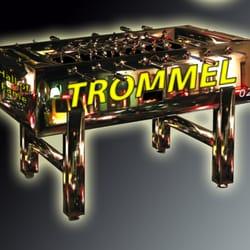 Trommel, Berlin