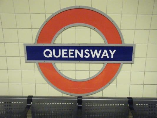 Queensway Tube Station - Public Transportation - London ...
