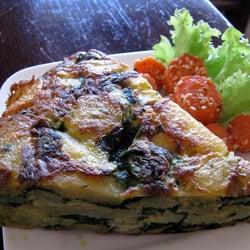 Tortilla con Espinacas (Spinat-Tortilla)