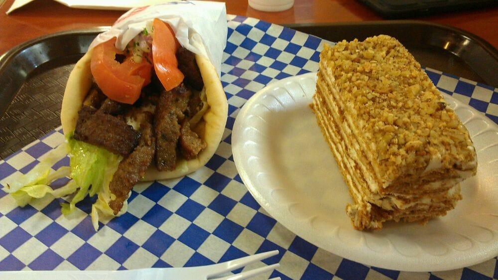 Traditional Greek Food Greek Express Traditional