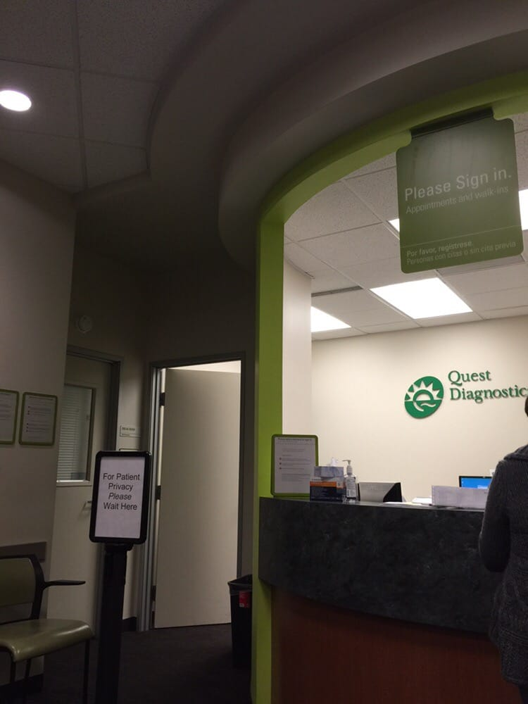 Photos for Quest Diagnostics - Burdette | Yelp