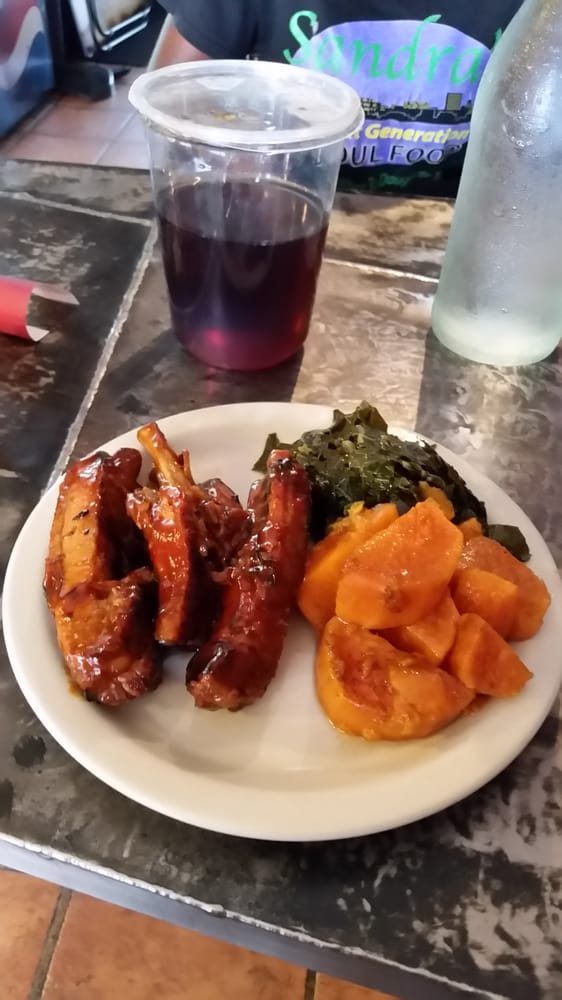 Sandra S Soul Food New Haven