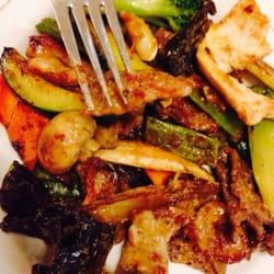 Delicious Mongolian food