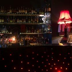 die rote bar, Frankfurt, Hessen, Germany