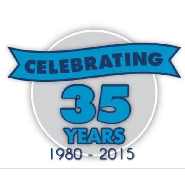 Celebrating Years in Business Celebrating 35 Years in