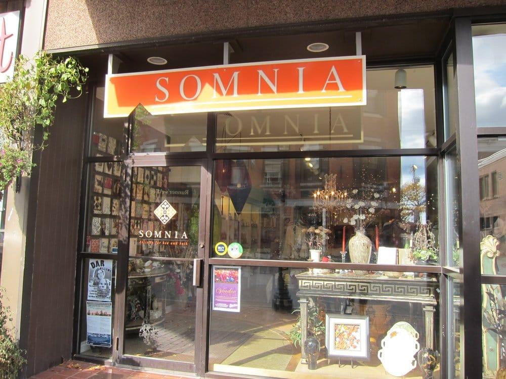 Somnia Closed Interior Design 107 Congress St