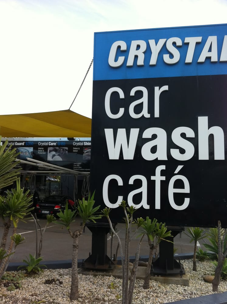 Crystal Car Wash Near Me