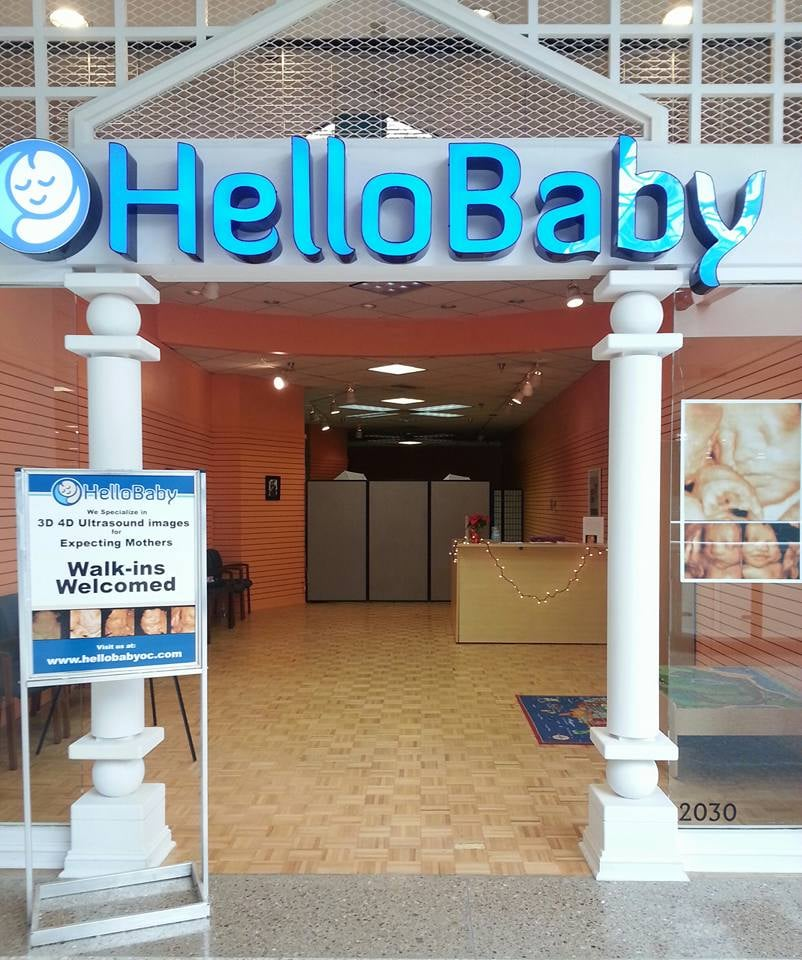 Hello Baby 3d 4d Ultrasound Diagnostic Imaging