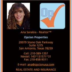 Opcion Properties logo