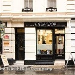 Eton Crop Hairdressing - Museum Street