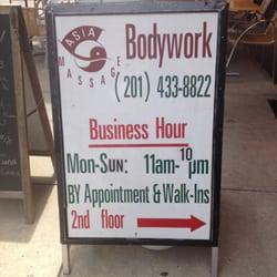 jersey business edison massage