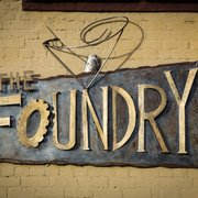 The Foundry - The metal sign out front - New Orleans, LA, Vereinigte Staaten