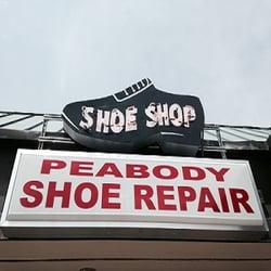 Peabody Shoe Repair - Shoe Repair - Berry Hill - Nashville, TN